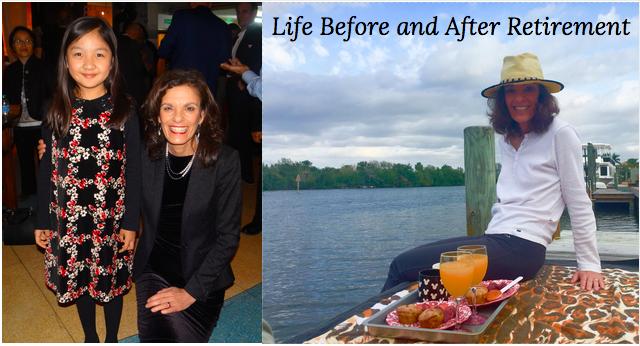 Life Before and After Retirement: Same Same But Different