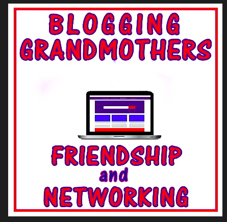 Almost Wordless Wednesday: Blogging Grandmothers Network