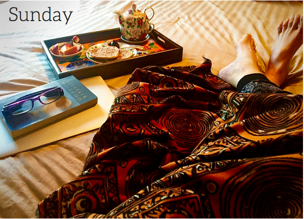 Almost Wordless Wednesday: Pajama Day