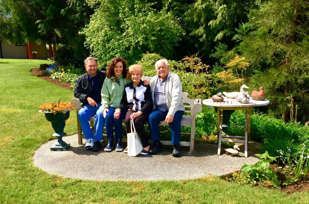 MARS Garden Tour, Vancouver Island
