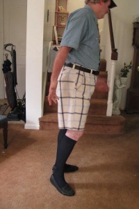 Guest Post: Shorts and Long Socks