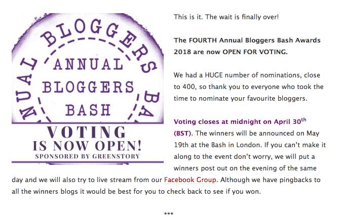 Bloggers Bash