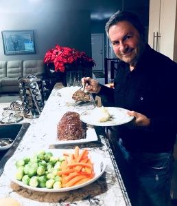 Richard's Favourite -- Meatloaf!