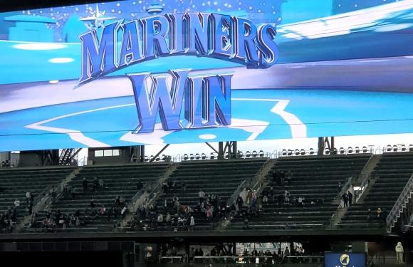 Mariners Win